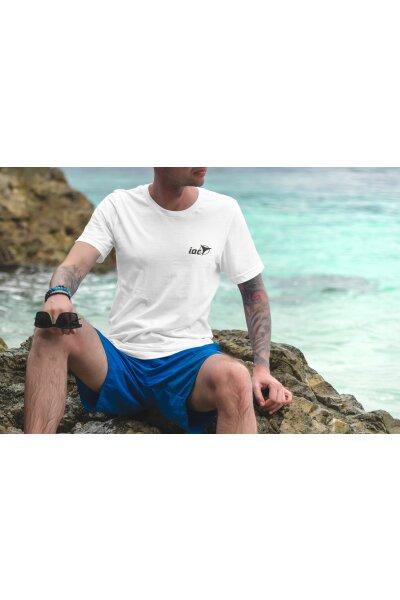 T-Shirt Basic Herren Logo