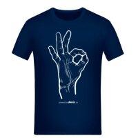 T-Shirt Basic Herren Ok   Größe: L   Farbe:...