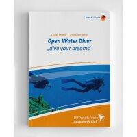 Open Water Diver 1 Stück Deutsch