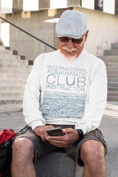 Instructor Sweatshirt Herren Waves