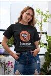 T-Shirt Basic Damen Supporter