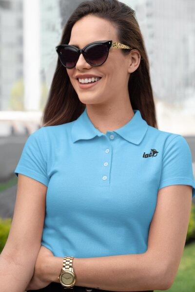 Poloshirt Damen Logo